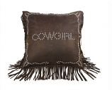 Cowboy & Cowgirl Throw Pillows by HiEnd Accents