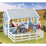 Country Stable with Wash Stall by Breyer