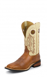 Men's Suntan Rebel Leather Western Boot by Tony Lama