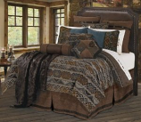Rio Grande 7 Piece Duvet Set by Homemax