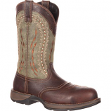 Men's Rebel Composite Toe Saddle Work Boot by Durango