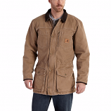 Men's Cotton Sandstone Duck Canyon Coat by Carhartt