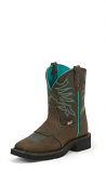 Women's Chocolate Puma Gypsy Boot by Justin