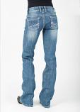 Women's Premium Light Wash Jeans by Stetson