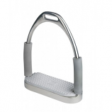 Centaur Stainless Steel Jointed Iron Stirrups by ERS
