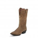 Women's Tan Puma Cow Stampede Boot by Justin