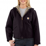 Women's Sierra Sherpa Lined Jacket by Carhartt