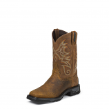 Men's Sierra Badlands TLX® Western Waterproof Work Boots by Tony Lama