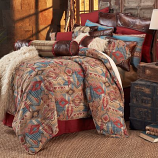 Ruidoso 4 Piece Bedding Set by HiEnd Accents