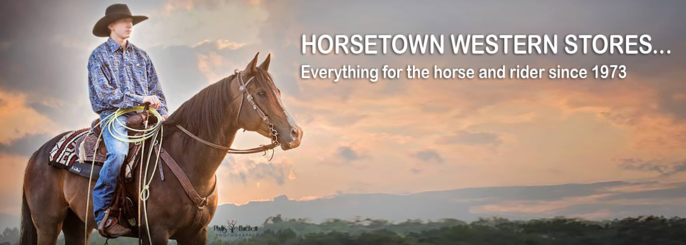 Western Boots, Jeans, Clothes, Hats, Tack & More - Horsetown