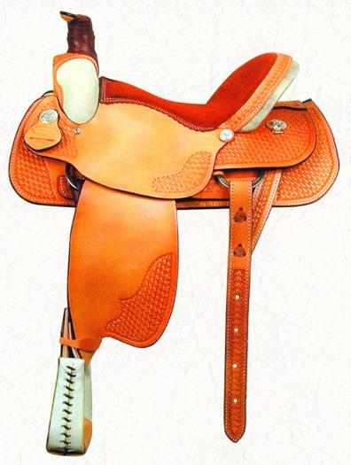 16 Quot Dakota Roping Saddle At Horsetown