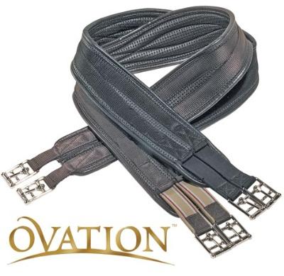Ovation Comfort Gel English Girth