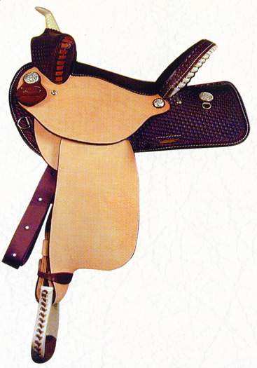 Dakota Barrel Racing Saddle 425