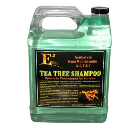E3 Tea Tree Shampoo Gal.