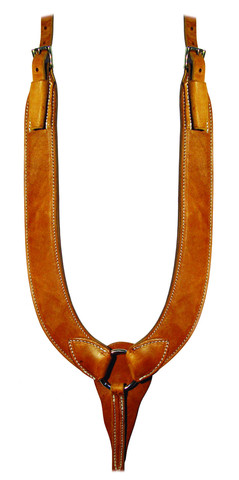 Pulling Breast Collar by Berlin Leather Company