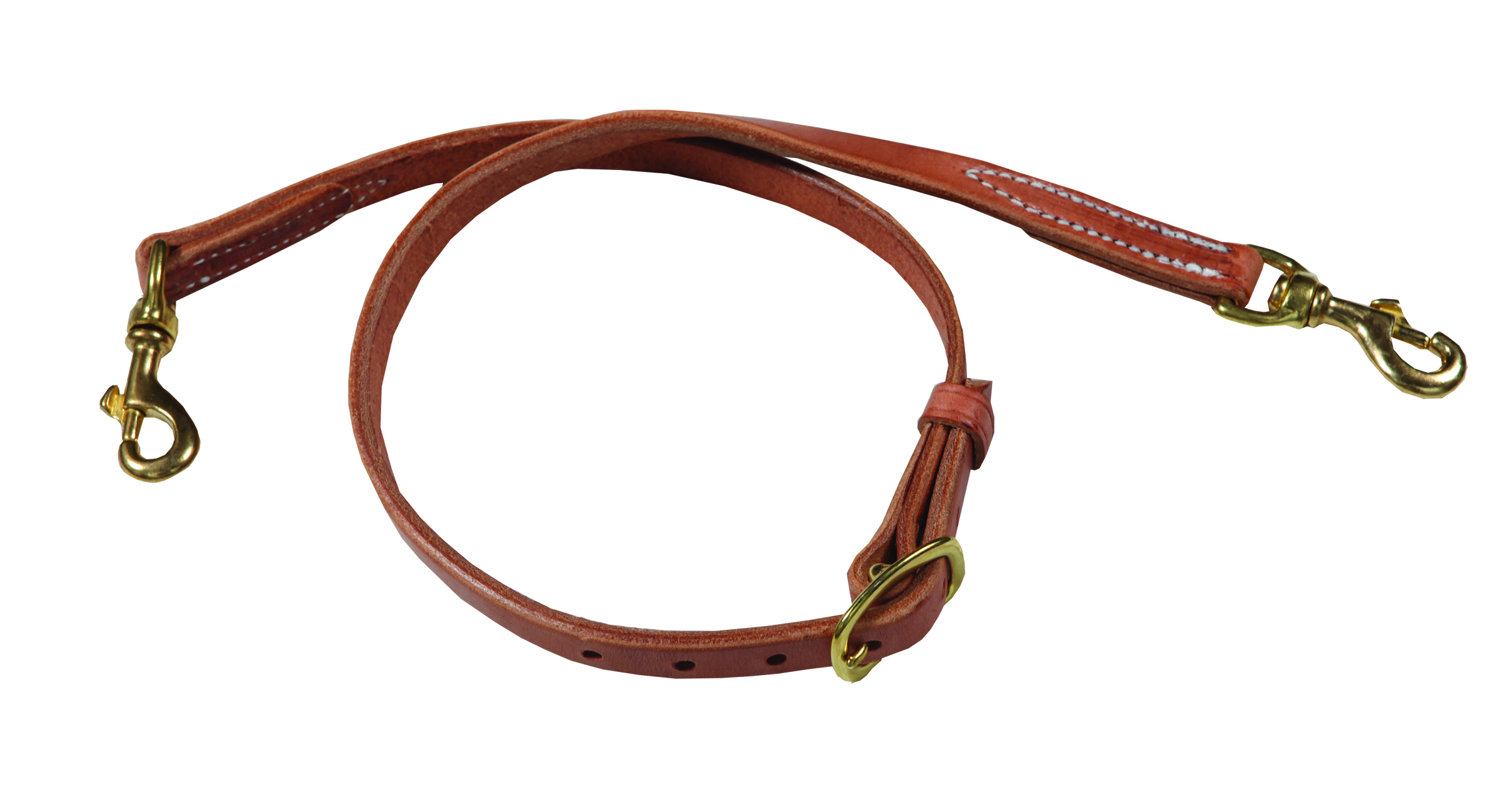 """3/4"""" Herman Oak Harness Leather Tie Down by Berlin Leather Company"""