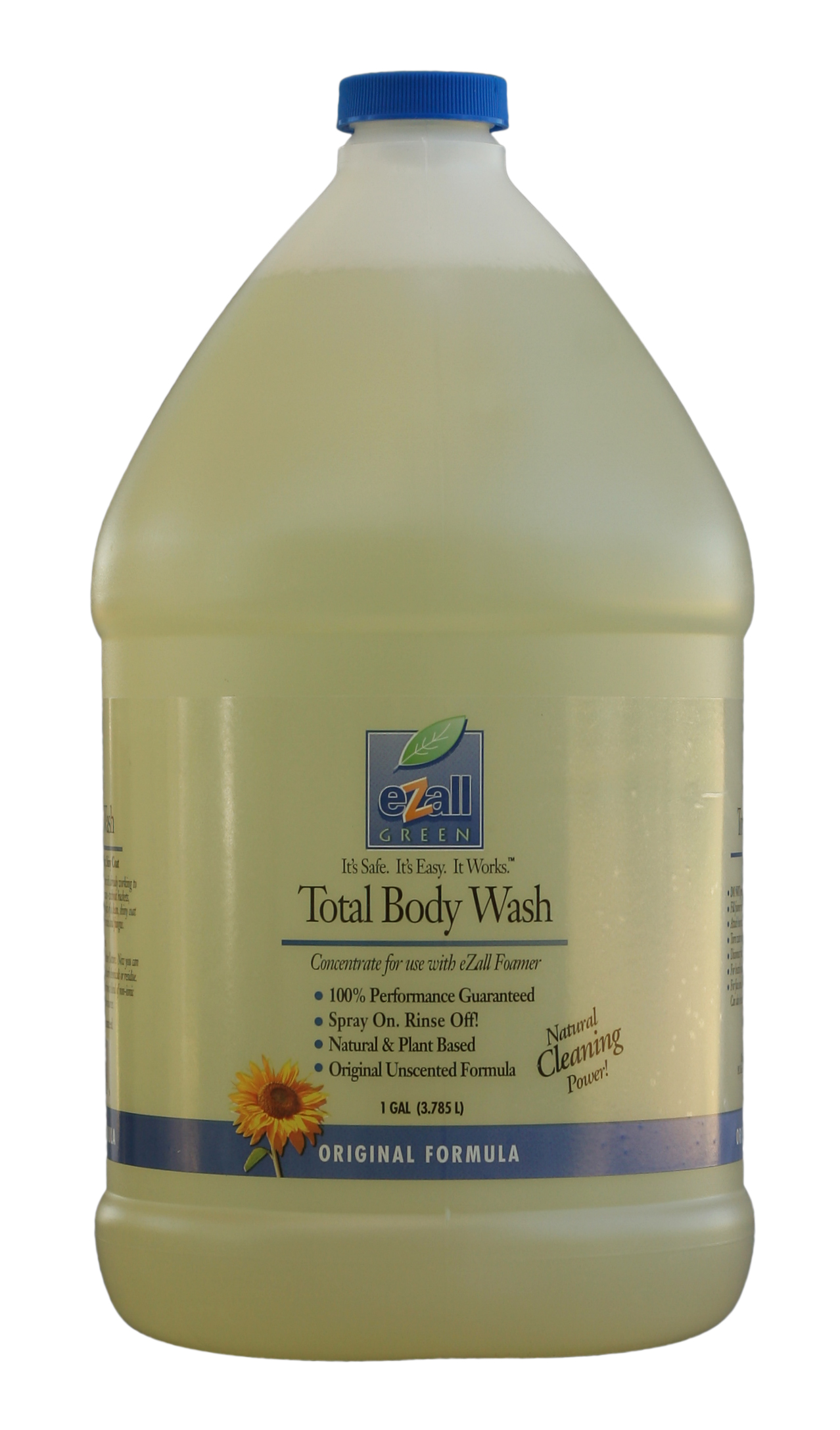 Total Body Wash Original Yellow by EZ All