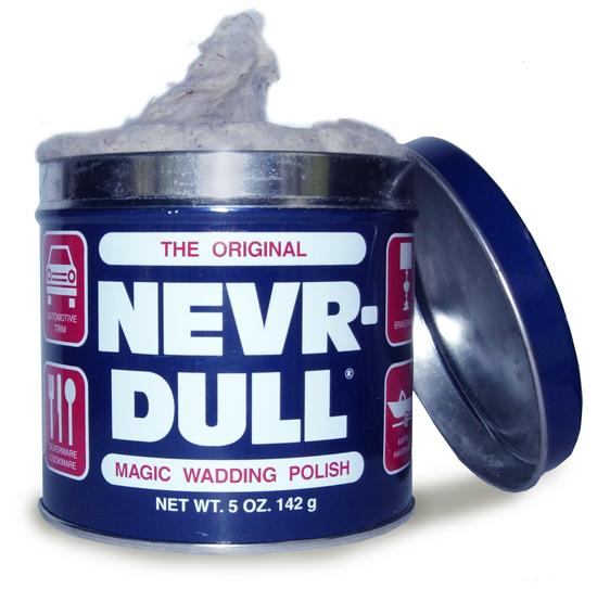 Nevr Dull Wadding Polish by JT International