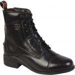 Kid's Black Performer III Paddock Boot by Ariat Boots