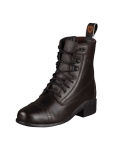 Kid's Chocolate Performer III Paddock Boot by Ariat Boots