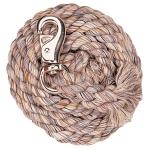 Multi-Colored Cotton Lead Rope