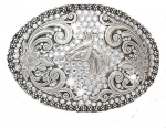 Horse Head Fashion Buckle by Nocona Belt Co.