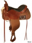 Lockhart Codura Trail Saddle by High Horse
