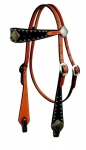 Sure Fit Browband Headstall by Reinsman