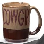 """""""Cowgirl"""" 16oz. Mug"""