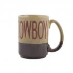"""Cowboy"" 16oz. Mug"
