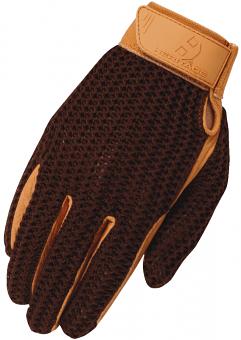 12 Heritage Performance Gloves HG320-12 Heritage Stable Work Glove Black//Tan