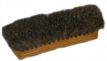 Soft Horse Hair Boot Brush