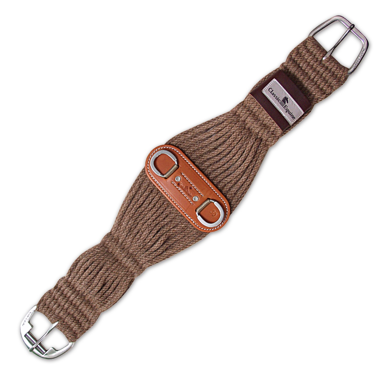 100% Alpaca Roper Cinch by Classic Equine