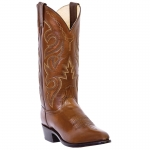 Men's Antique Brown Milwaukee Boot by Dan Post Boots