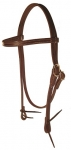 The Ranch Brand Browband Headstall by Berlin Leather Company