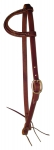 The Ranch Brand One Ear Headstall by Berlin Leather Company