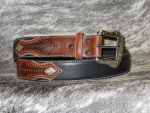 Mens Top Hand Belt by Nocona Belts