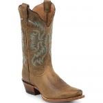 Women's Old West Tan Boot by Nocona