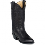 Women's Classic Black Western Boots by Durango