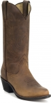 Women's Classic Tan Western Boot by Durango Boots