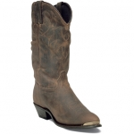 Women's Distressed Tan Slouch Boot by Durango