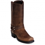Women's Brown Harness Boot by Durango