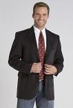 Men's Houston Microsuede Coat by Circle S