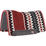 34 X 38 ESP Wool Top Contour Pad By Classic Equine