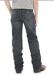 Boy's Wrangler Retro Slim Straight Jean in Twin Bridges by Wrangler