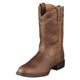 Women's Brown Heritage Roper Boot by Ariat