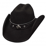 Kids Black or Brown Horsing Around Bullhide Hat