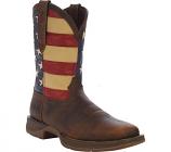 Men's Patriotic American Flag Boot by Durango