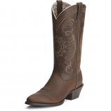 Women's Magnolia Distressed Brown Boot By Ariat