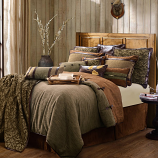 Highland Lodge Comforter Set by HiEnd Accents